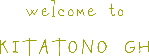 welcome to KITATONO GH